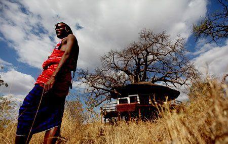 rencontre avec les massais tanzanie