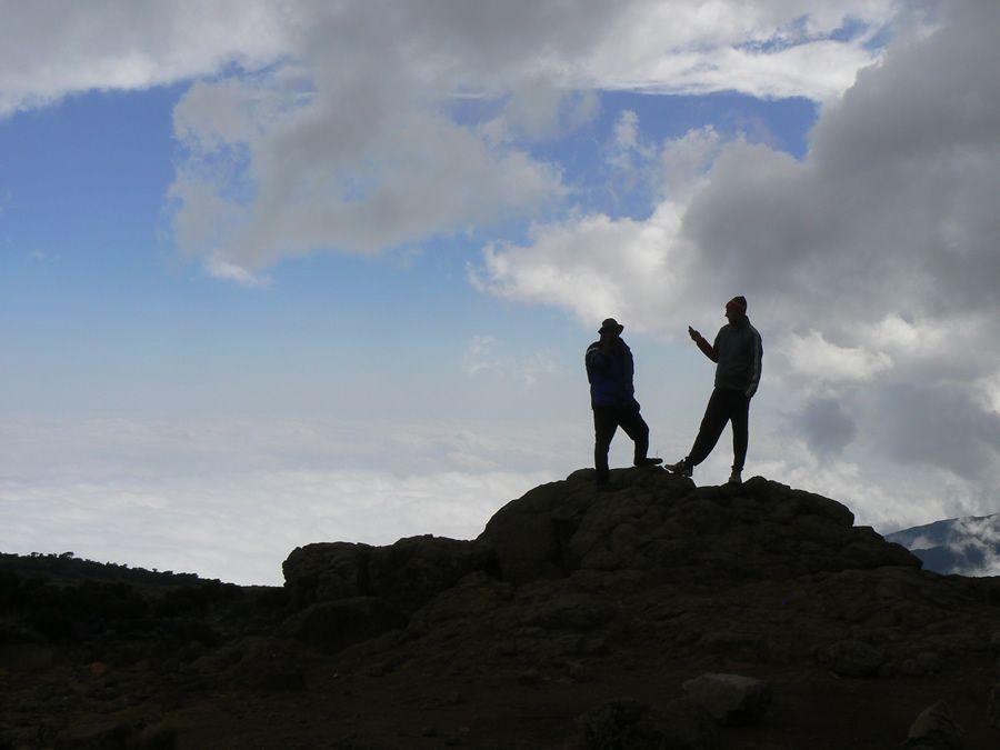 trekking kilimanjaro machame