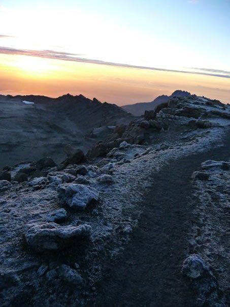 kilimandjaro voie marangu randonnée