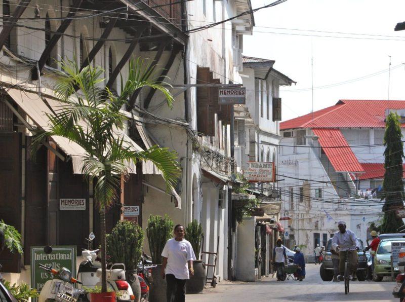 quartier culturel Zanzibar