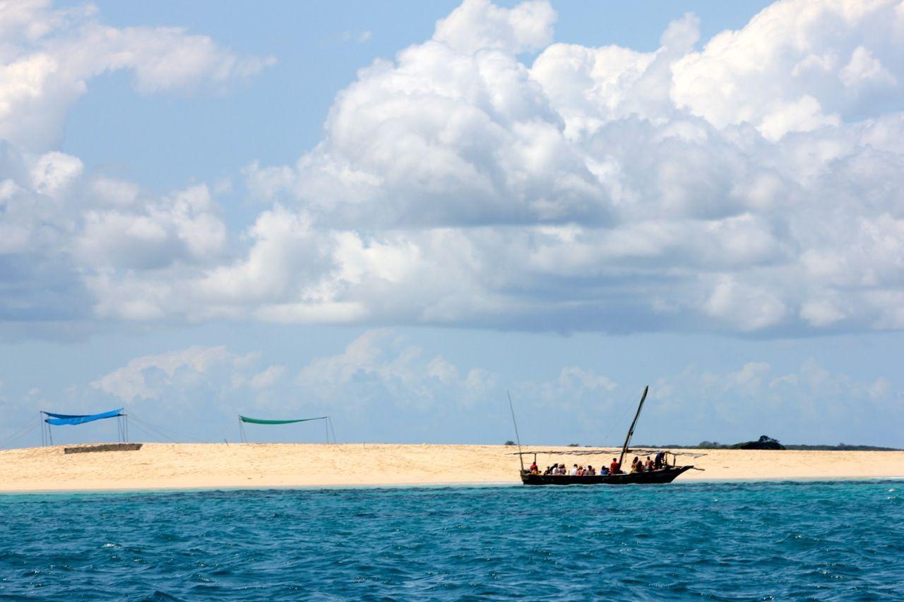 excursion nautique Zanzibar