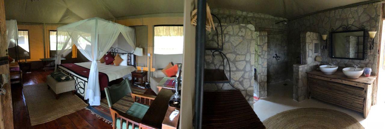 habitación ngorongoro