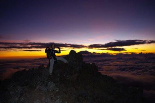 Ascensión al Kilimanjaro