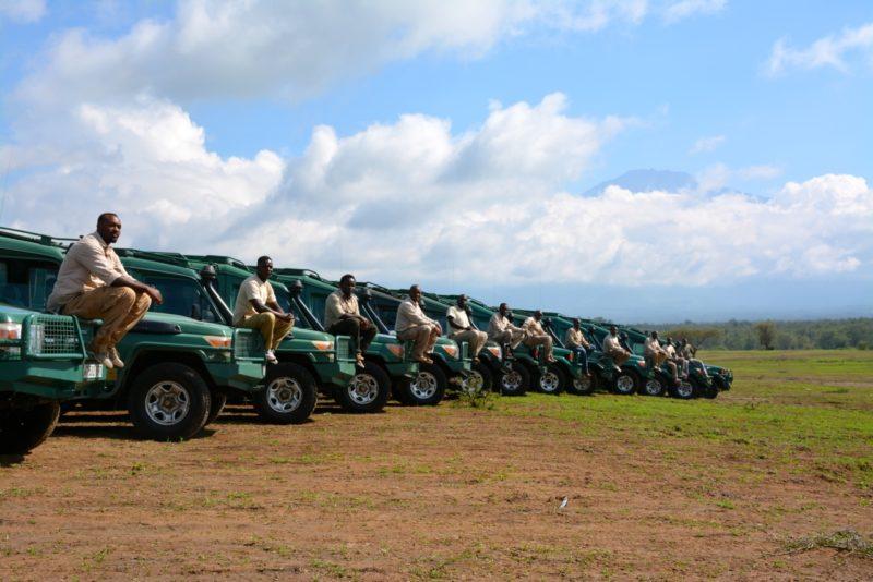 Guides safari Tanzanie