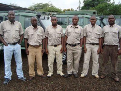 Guides Tanzanie