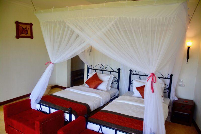 Lodge Arusha Tanzanie