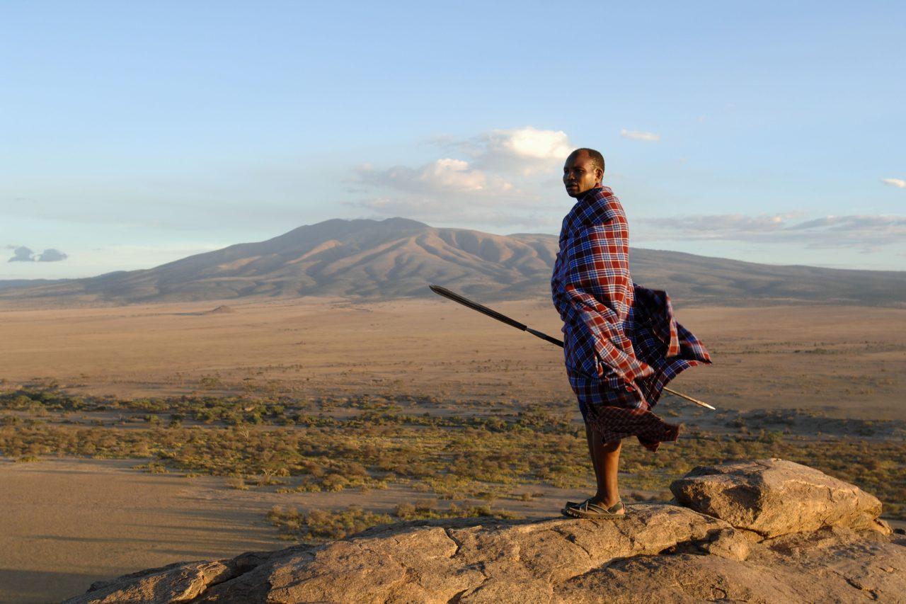 Rencontre Masai Tanzanie