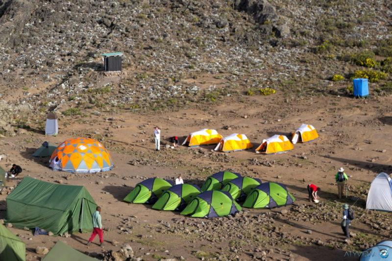 Trekking Kilimandjaro