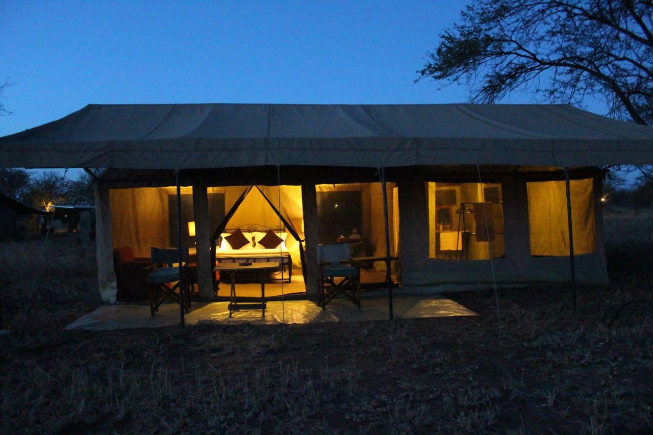 Vacances Tanzanie