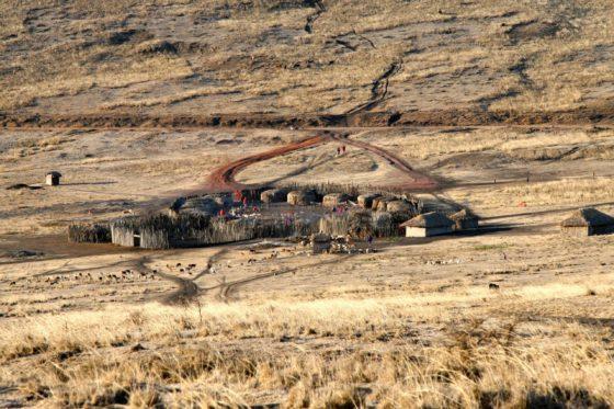 Visite Village Masai Tanzanie